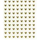 Zlaté 3D nálepky, Mickey Mouse