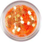 Oranžový šesťhran - aquaelements