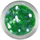 Zelený sesťhran - aquaelements