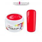 Farebný 4D Gél - Red 5g