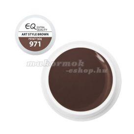 Art Style Brown 971- Painting gél na maľovanie, 5 g