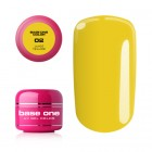 Gel Base One Color - Juice Yellow 02, 5g