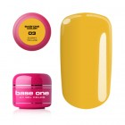 Gel Base One Color - Sunny Yellow 03, 5g