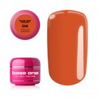UV Gel na nechty Base One Color - Apricot Mousse 04, 5g