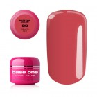 UV Gel na nechty Base One Color - Crusty Red 09, 5g