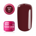 UV Gel na nechty Base One Color - Cosmic Red 68, 5g