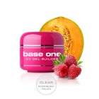 Base One Gel – Clear Raspberry Melon, 5g