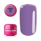 UV Gel na nechty Base One Pastel - Violet 12, 5g
