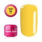 Gel Base One Neon - Dark Yellow 09, 5g