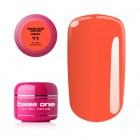 Gel Base One Neon - Dark Orange 11, 5g