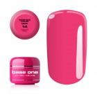 Gel Base One Neon - Medium Pink 14, 5g