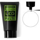LED PASTE UV GEL PLATINUM - WHITE, 30g