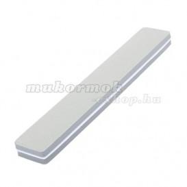Penový pilník na nechty, sivý 220/280