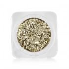 Ozdoby na nechty – kolieska v metalickej farbe - zlaté
