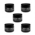 Zvýhodnený balíček 5x5ml modelovacích UV gélov