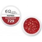 Extra Quality GLAMOURUS farebný UV gél - INSPIRED 729, 5g