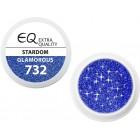 Extra Quality GLAMOURUS farebný UV gél - STARDOM 732, 5g