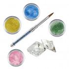Sada Shimmer I- sada farebných akrylových práškov
