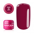 UV Gel na nechty Base One Color RED - Bubblegum Pink 06, 5g