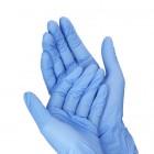 20ks, kaučukové nepudrované rukavice – veľkosť L
