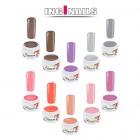 10ks sada farebných gélov - Soft