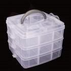 Plastový box s úložným priestorom