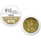 676 - Extra Quality Spider Gel - GOLD, 5g