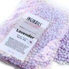 Kozmetický, parafínový vosk - perličky – Lavender, 500g