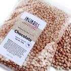 Kozmetický, parafínový vosk - perličky – Chocolate, 500g