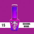 MOLLY LAC UV/LED Cocktails and Drinks - Bahama Mama 15, 10ml