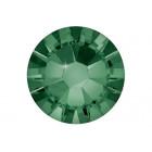 Swarovski kamienky na nechty 1,75mm - Emerald, 20ks