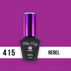 Gél lak, UV/LED  Pablo Rozz - Rebel 415, 10ml