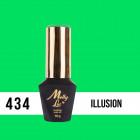 Gél lak, UV/LED  Pablo Rozz - Illusion 434, 10ml