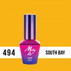 MOLLY LAC UV/LED gél lak Antidepressant - South Bay 494, 10ml