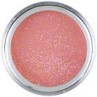 Marhuľovo ružový akryl na nechty 7g - Purplish Red Glitter
