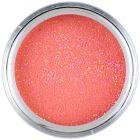 Farebný akrylový prášok 7g - koralovočervený - Red Maple Glitter