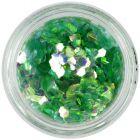 Svetlozelený šesťhran - aquaelements