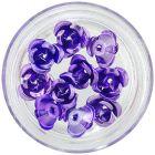 Dekorácia na nechty - fialová, 10ks
