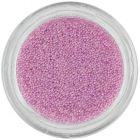 Perly na nechty 0,5mm - fialovo ružové