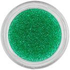 Perly na nechty 0,5mm - jasno zelené
