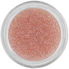 Ozdoby na nechty - 0,5mm perly, kryštálovo ružové