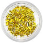 Žlté kamienky, obdĺžniky