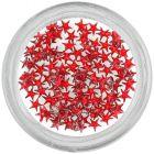 Červené kamienky, hviezdičky
